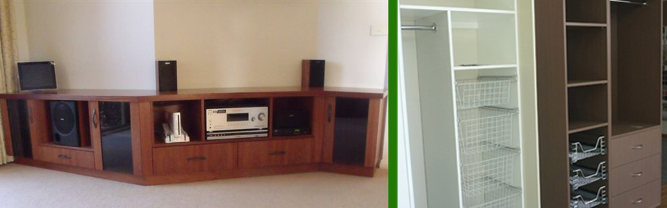 Furniture and joinery | t.v units | entertainment units | furniture ...
